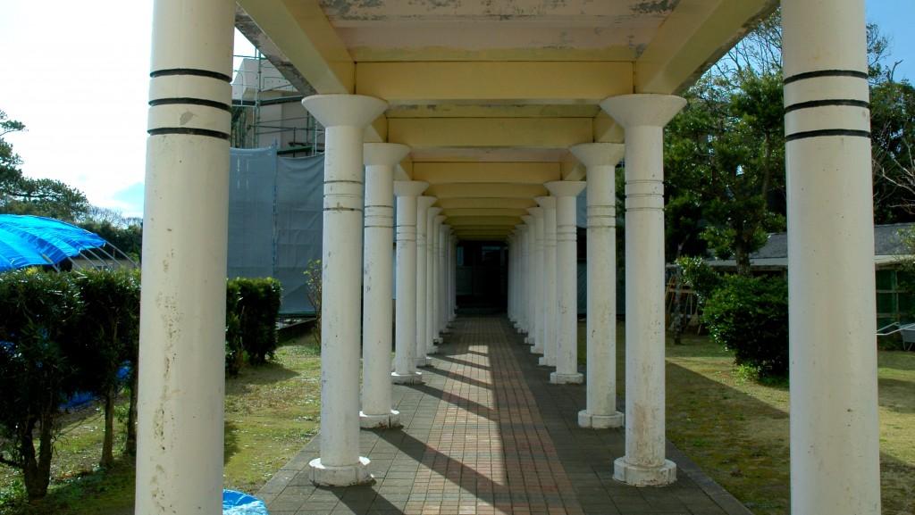 南海渡り廊下